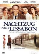 Cover-Bild zu Nachtzug nach Lissabon von Jeremy Irons (Schausp.)