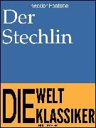 Cover-Bild zu eBook Der Stechlin