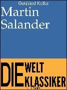 Cover-Bild zu eBook Martin Salander