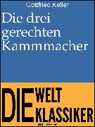 Cover-Bild zu eBook Die drei gerechten Kammmacher