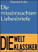 Cover-Bild zu eBook Die missbrauchten Liebesbriefe
