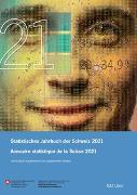 Cover-Bild zu Bundesamt für Statistik: Statistisches Jahrbuch der Schweiz 2021 / Annuaire statistique de la Suisse 2021
