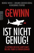Cover-Bild zu Hickel, Rudolf: Gewinn ist nicht genug!
