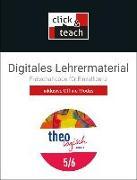 Cover-Bild zu theologisch N 5/6 click & teach 5/6 Box von Bednorz, Lars