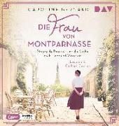 Cover-Bild zu Die Frau von Montparnasse. Simone de Beauvoir und die Suche nach Liebe und Wahrheit von Bernard, Caroline