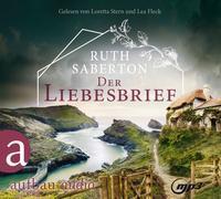 Cover-Bild zu Der Liebesbrief von Saberton, Ruth
