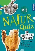 Cover-Bild zu Oftring, Bärbel: Mein Naturquiz