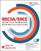 Cover-Bild zu RHCSA/RHCE Red Hat Linux Certification Study Guide (Exams EX200 & EX300) von Jang, Michael