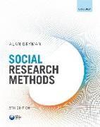 Cover-Bild zu Social Research Methods von Bryman, Alan