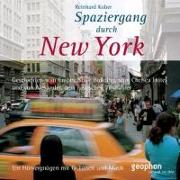 Cover-Bild zu Kober, Reinhard: Spaziergang durch New York. CD