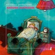 Cover-Bild zu Furman, Ben: Antons Albtraum