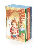Cover-Bild zu Wilder, Laura Ingalls: Little House 4-Book Box Set