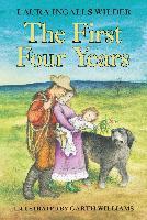 Cover-Bild zu Wilder, Laura Ingalls: First Four Years (eBook)