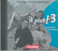 Cover-Bild zu À plus! 3. Vorschläge zur Leistungsmessung von Jorißen, Catherine