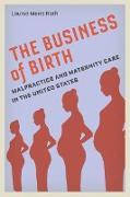 Cover-Bild zu eBook The Business of Birth