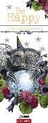 Cover-Bild zu Pabuku - Geburtstagskalender Be Happy