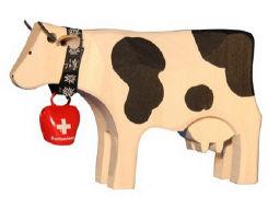 Cover-Bild zu Kuh mit Switzerland Glocke