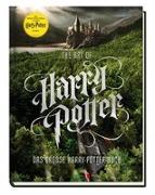 Cover-Bild zu Harry Potter: The Art of Harry Potter - Das große Harry-Potter-Buch von Sumerak, Marc