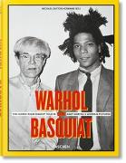 Cover-Bild zu Warhol on Basquiat. Andy Warhol's Words and Pictures von Hermann, Michael Dayton (Hrsg.)