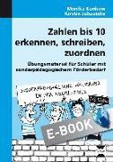 Cover-Bild zu Konkow, Monika: Zahlen bis 10 erkennen, schreiben, zuordnen (eBook)