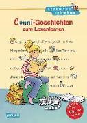 Cover-Bild zu Boehme, Julia: Conni-Geschichten zum Lesenlernen