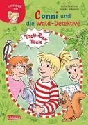 Cover-Bild zu Boehme, Julia: Lesespaß mit Conni: Conni und die Wald-Detektive