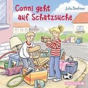 Cover-Bild zu Boehme, Julia: Conni geht auf Schatzsuche