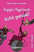 Cover-Bild zu Schneider, Hans-Peter: Seppis Tagebuch - Echt genial!: Ein Comic-Roman Band 8 (eBook)