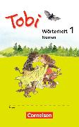Cover-Bild zu Tobi 1. Wörterheft Nomen. 01-03 im Paket von Metze, Wilfried (Hrsg.)