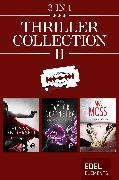 Cover-Bild zu Andersen, Susan: Thriller Collection II (eBook)