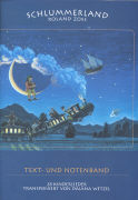 Cover-Bild zu Schlummerland 1 und 2. Text- und Notenband von Zoss, Roland