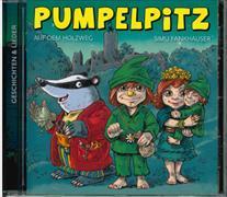 Cover-Bild zu Pumpelpitz auf dem Holzweg von Fankhauser, Simu
