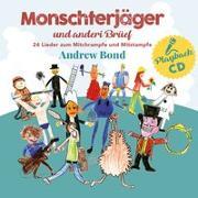 Cover-Bild zu Monschterjäger und anderi Brüef, Playback von Bond, Andrew