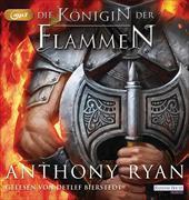 Cover-Bild zu Die Königin der Flammen von Ryan, Anthony