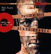 Cover-Bild zu Blade Runner von Dick, Philip K.