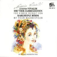 Cover-Bild zu Die vier Jahreszeiten. CD von Vivaldi, Antonio