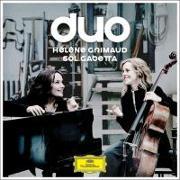 Cover-Bild zu Duo von Schumann, Robert (Komponist)