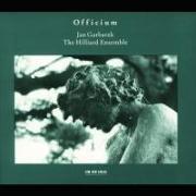 Cover-Bild zu Officium. Klassik-CD von The Hilliard Ensemble (Gespielt)