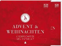 Cover-Bild zu Advent & Weihnachten - Das Liederschatz-Projekt von Frey, Albert (Prod.)