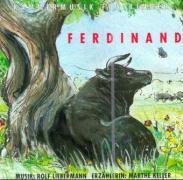 Cover-Bild zu Ferdinand. CD von Keller, Marthe (Hrsg.)
