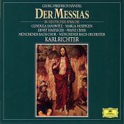 Cover-Bild zu Der Messias (Gesamtaufnahme). 3 Klassik-CDs von Janowitz, Gundula (Solist)
