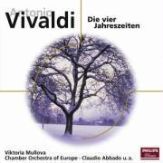 Cover-Bild zu Die vier Jahreszeiten. Klassik-CD von Vivaldi, Antonio (Komponist)