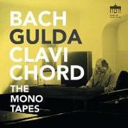 Cover-Bild zu Bach Clavichord von Gulda, Friedrich