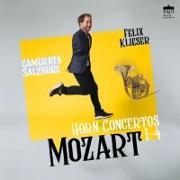 Cover-Bild zu Mozart: Complete Horn Concertos von Klieser, Felix