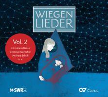 Cover-Bild zu Wiegenlieder Vol. 2 von Scholl, Andreas (Solist)