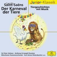 Cover-Bild zu Der Karneval der Tiere von Saint-Saens, Camille (Komponist)