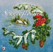 Cover-Bild zu Schneeflocken von Reinheimer, Sophie