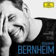 Cover-Bild zu Benjamin Bernheim von Bernheim, Benjamin (Solist)