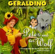 Cover-Bild zu PETER UND DER WOLF von Geraldino
