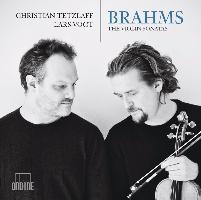 Cover-Bild zu Violinsonaten von Brahms, Johannes (Komponist)